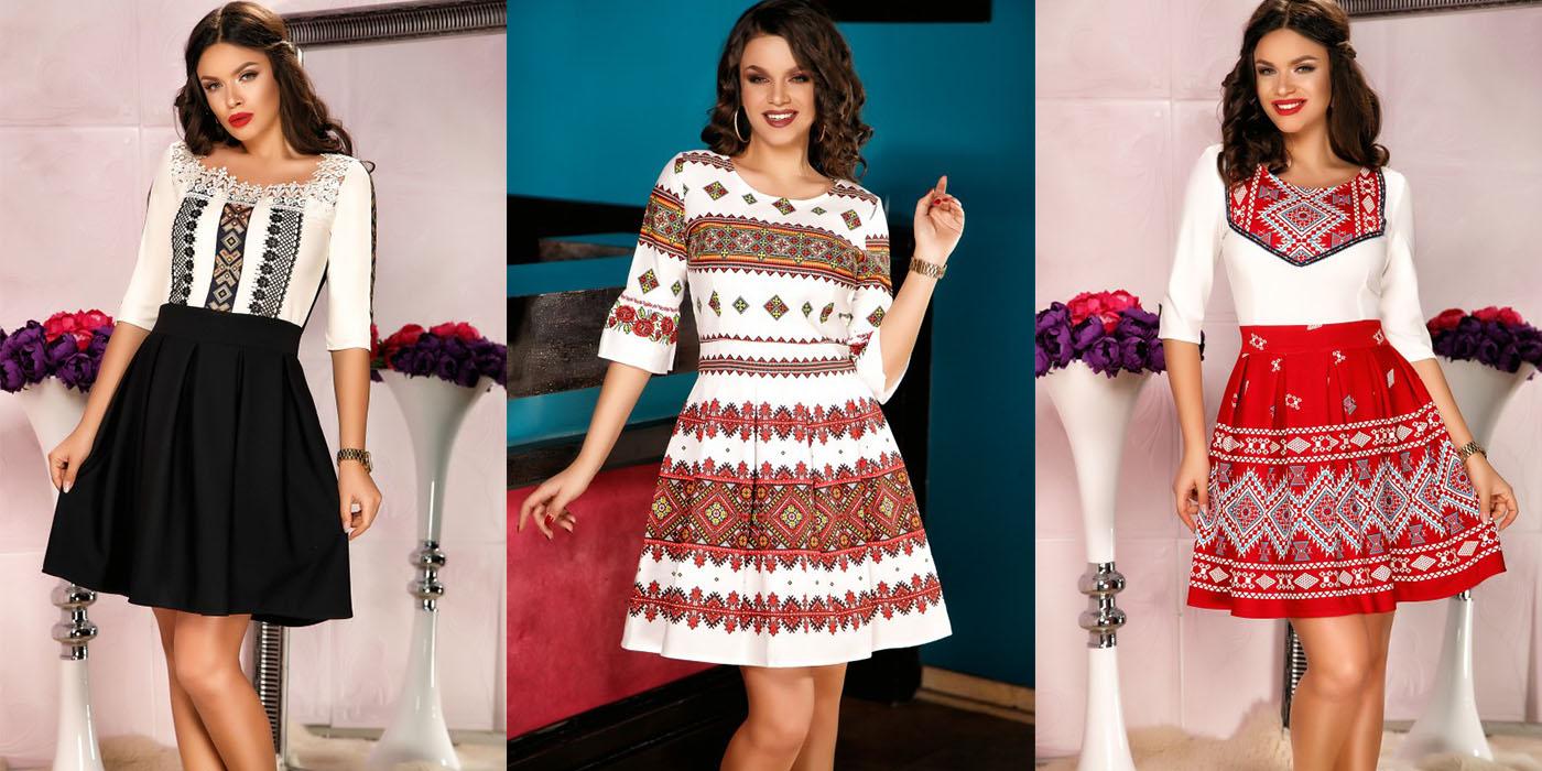 Poartă rochii inspirate din ia românească! 1