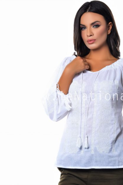 Bluza Traditionala Bianca 3