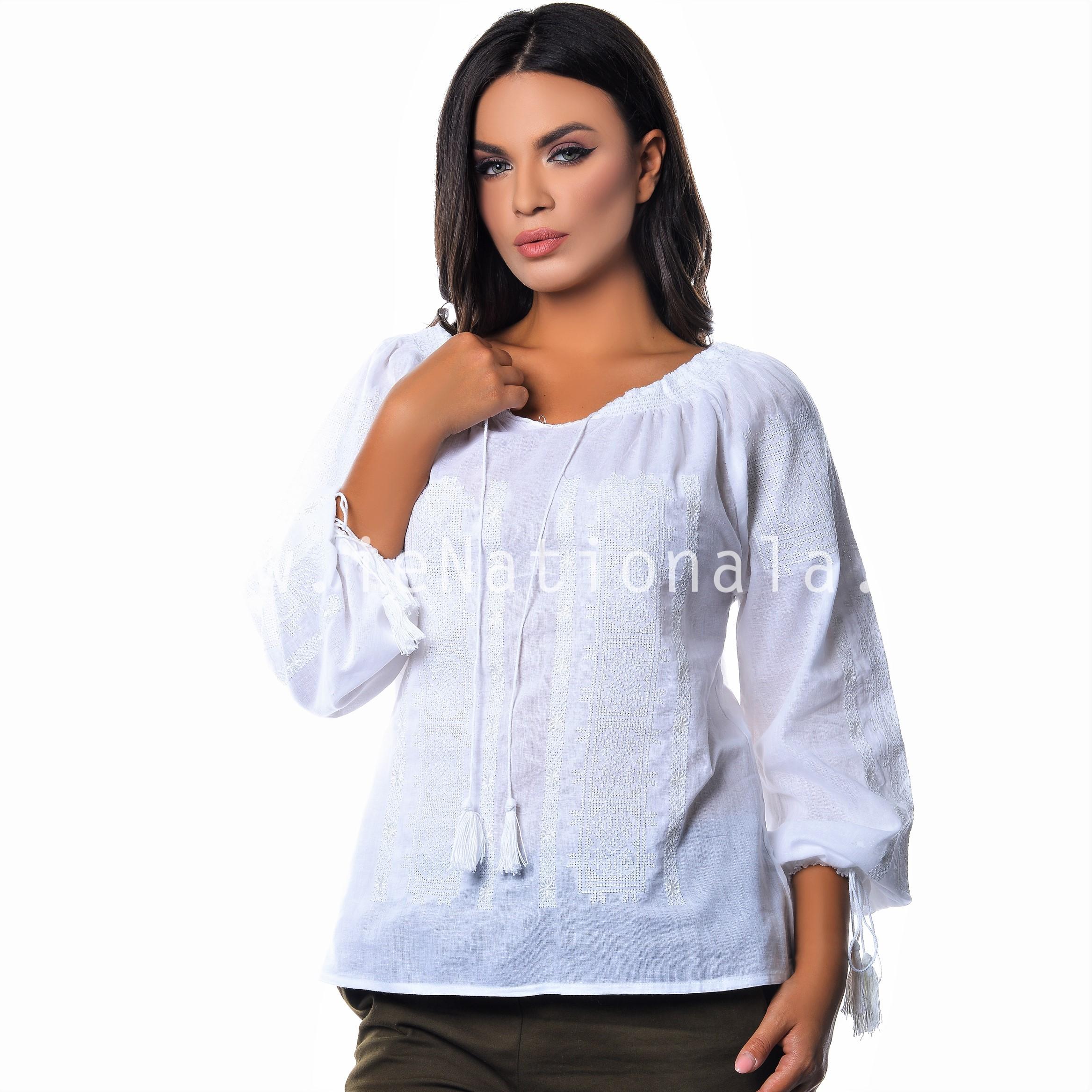 Bluza Traditionala Bianca 3