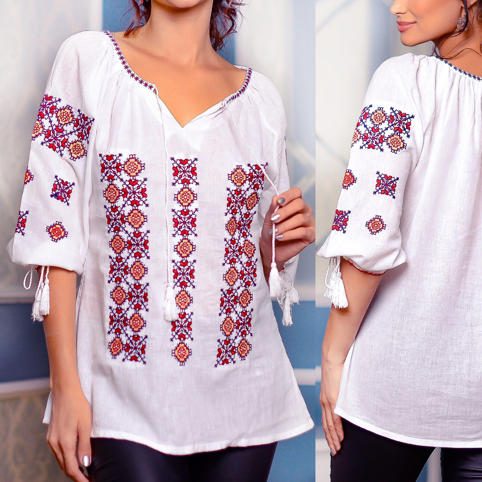 Bluza Traditionala brodata - Alice