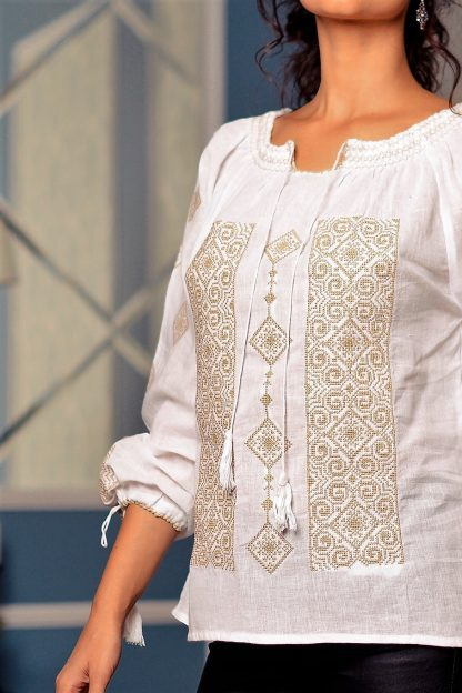 Bluza Traditionala brodata - Briana 04