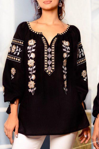 Bluza Traditionala brodata - Nora