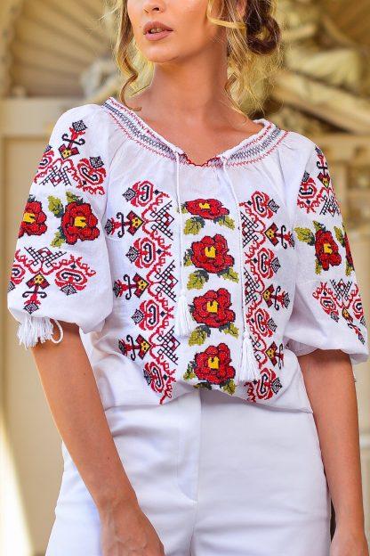 Bluza Traditionala brodata - Casandra