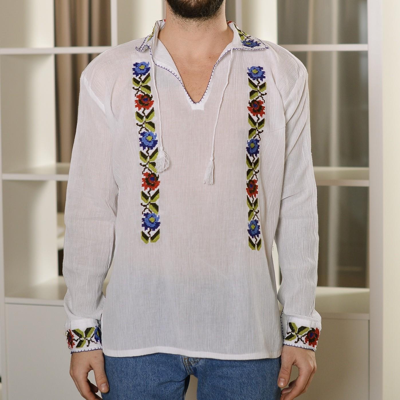 Camasa Traditionala barbateasca - George