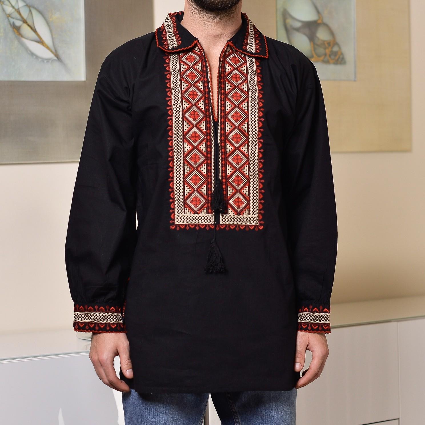 Camasa Traditionala barbateasca - Matei