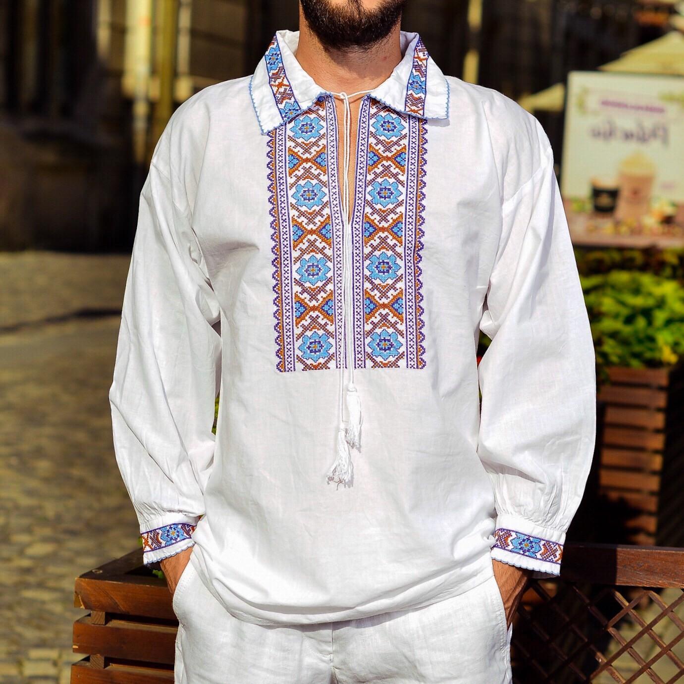 Camasa Traditionala barbateasca Petru
