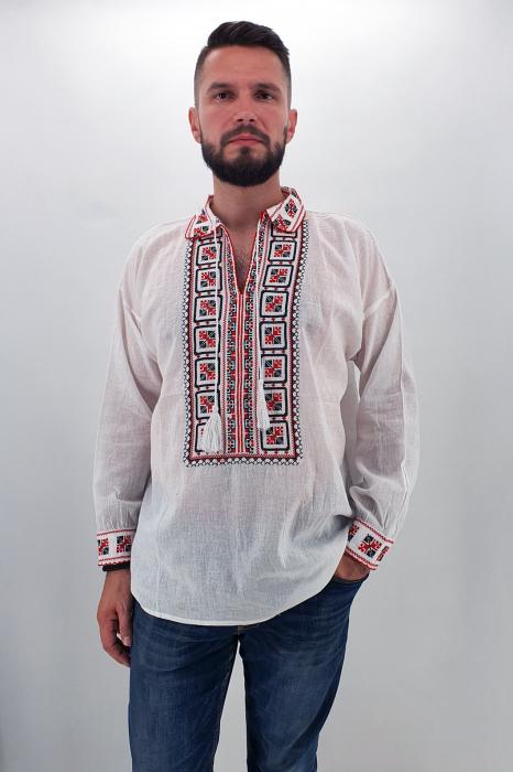 Camasa traditionala Dumitru 2