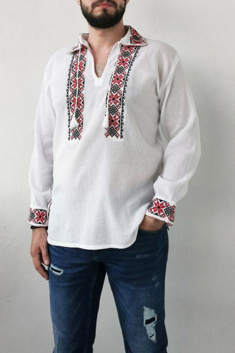 Camasa traditionala Gheorghe 2