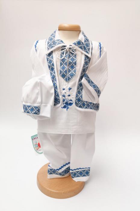 Compleu traditional baietel Bogdan