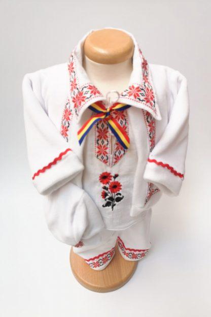 Compleu traditional baietel Bogdan 3