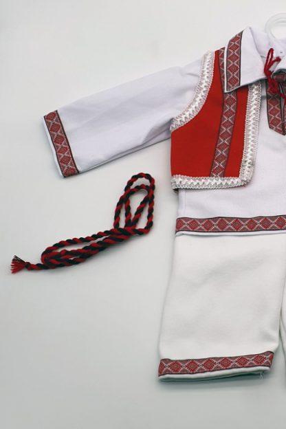 Compleu traditional baietel Darius 4