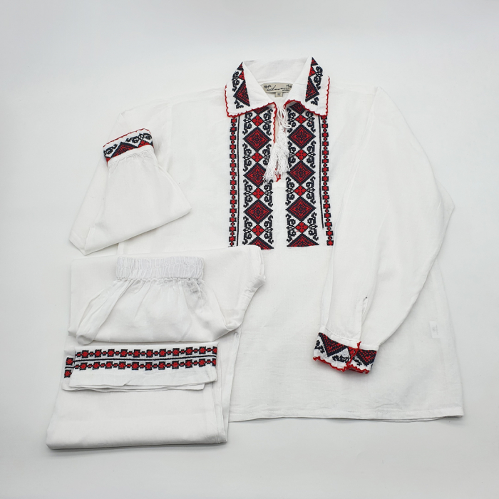 Compleu traditional baieti Iulius