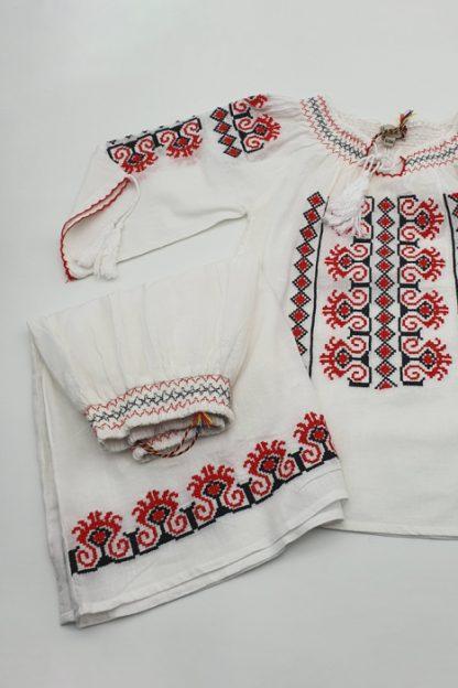 Compleu traditional fetite Evi 3