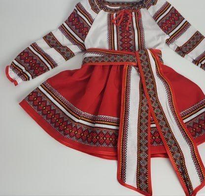 Compleu traditional fetite Natalia