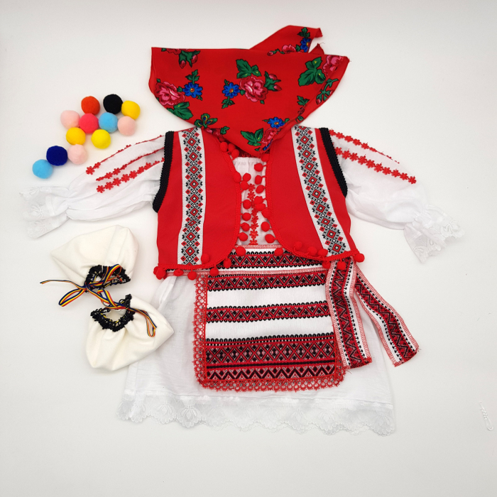 Compleu traditional Ioana 6