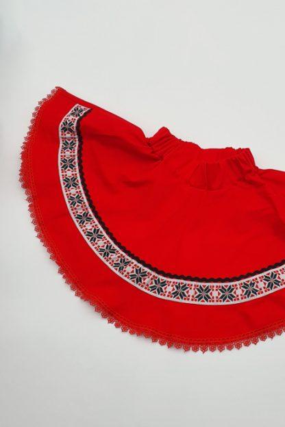 Fusta traditionala fetite Ilinca 12