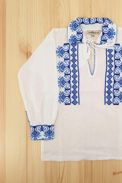 Ie traditionala baieti Mircea 2