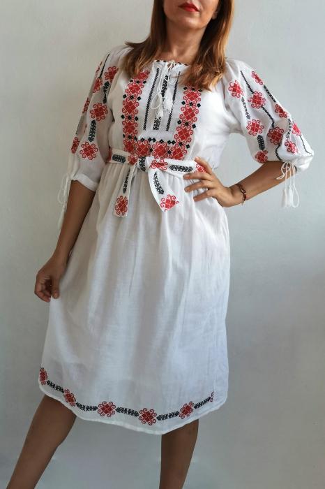 Rochie Traditionala Mariana