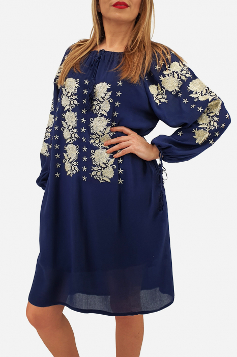 Rochie Traditionala Claudia 2