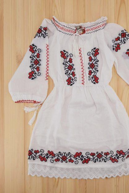 Rochie traditionala fetite Anca