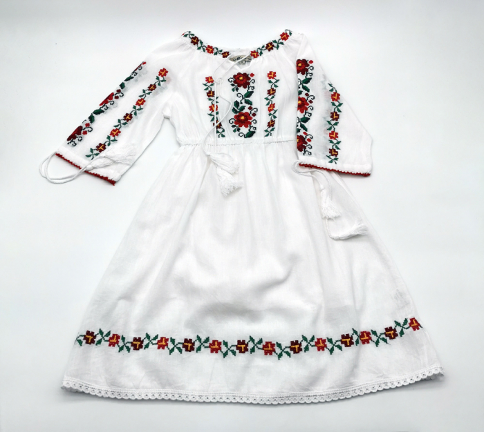 Rochie traditionala fetite Alana