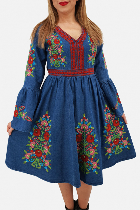 Rochie Traditionala Fiorela 7