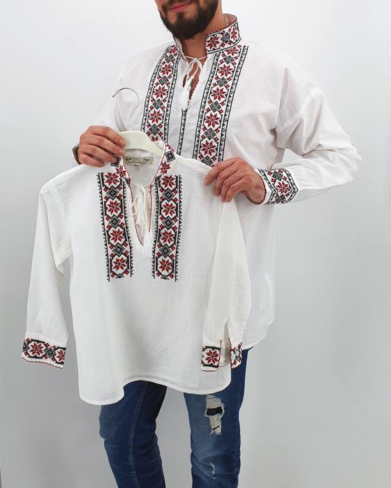 Set Traditional Camasa Tata Camasa fiu Marius