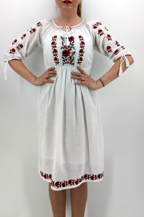 Set Traditional Mama fiica Crenguta