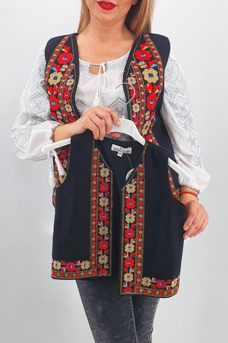 Set Traditional Vesta Mama Vesta fiica Damiana